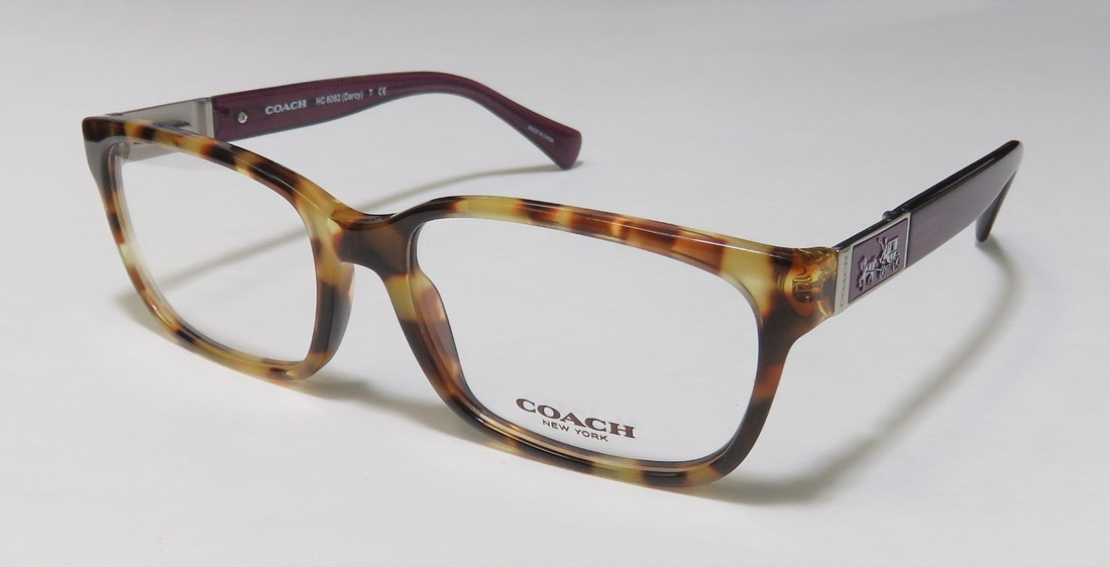 Coach Darcy Eyeglass Frames : Buy Coach Eyeglasses directly from eyeglassesdepot.com
