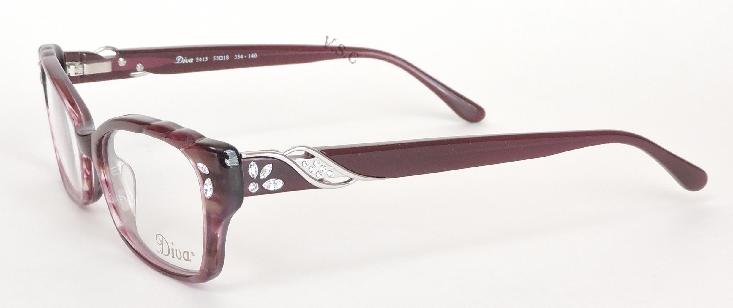 Attractive Diva Glasses Frames Collection - Framed Art Ideas ...