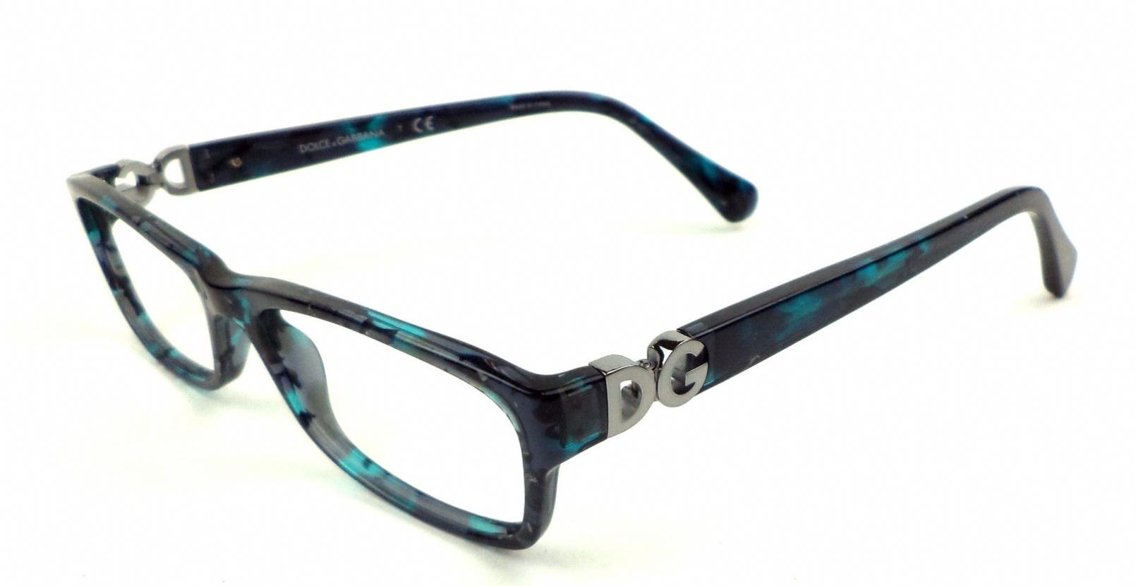 dolce and gabbana rimless bottom eyeglasses blue www