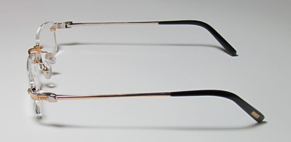 42f0fe0130b Fred St Barth F3-50 Eyeglasses