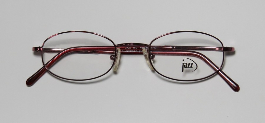 Glasses Frames Under 150 : Jazz 150 Eyeglasses