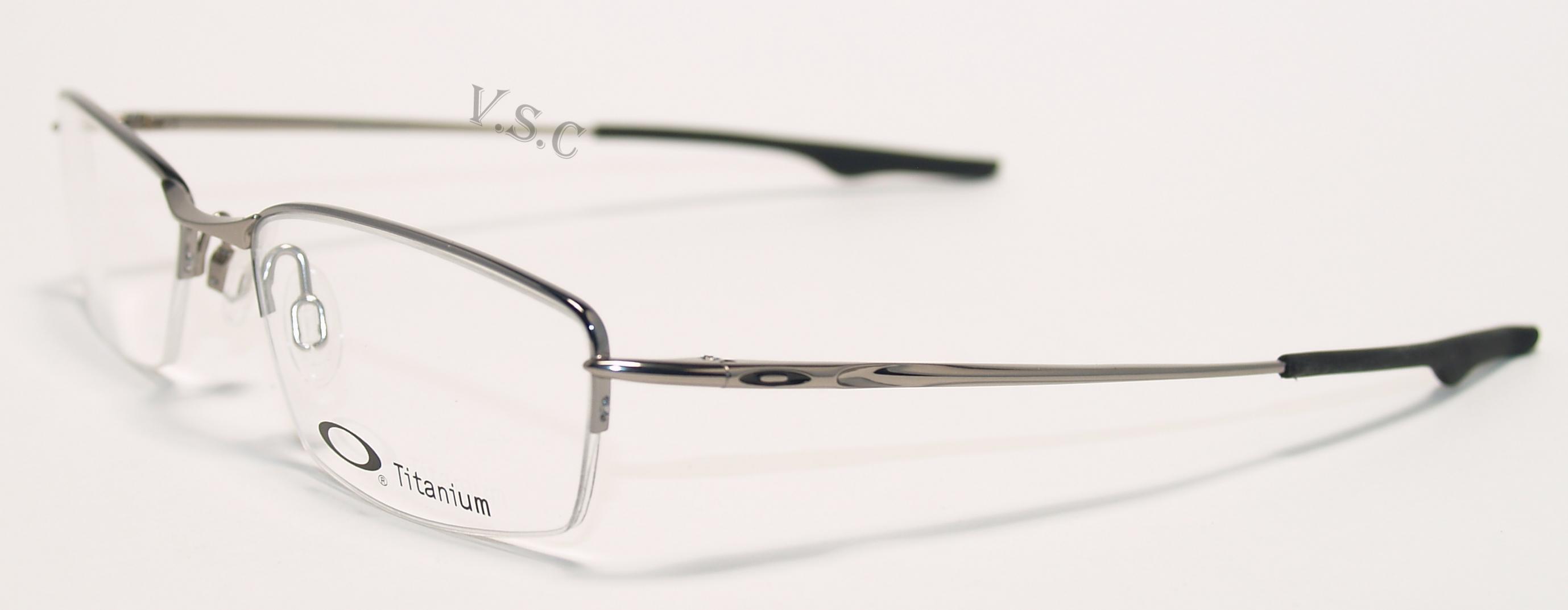 Eyeglasses Frames Only : Oakley Eyeglass Frames Only