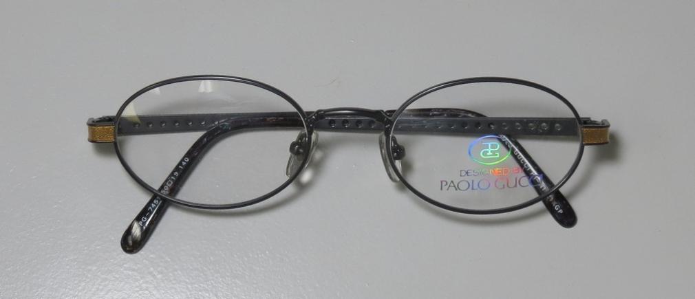 a77c760398b Paolo Gucci 7451 Eyeglasses