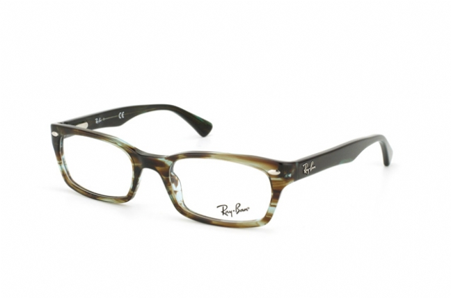 913609c704 RAY BAN 5150 5163 5163 clear azure transparent brown