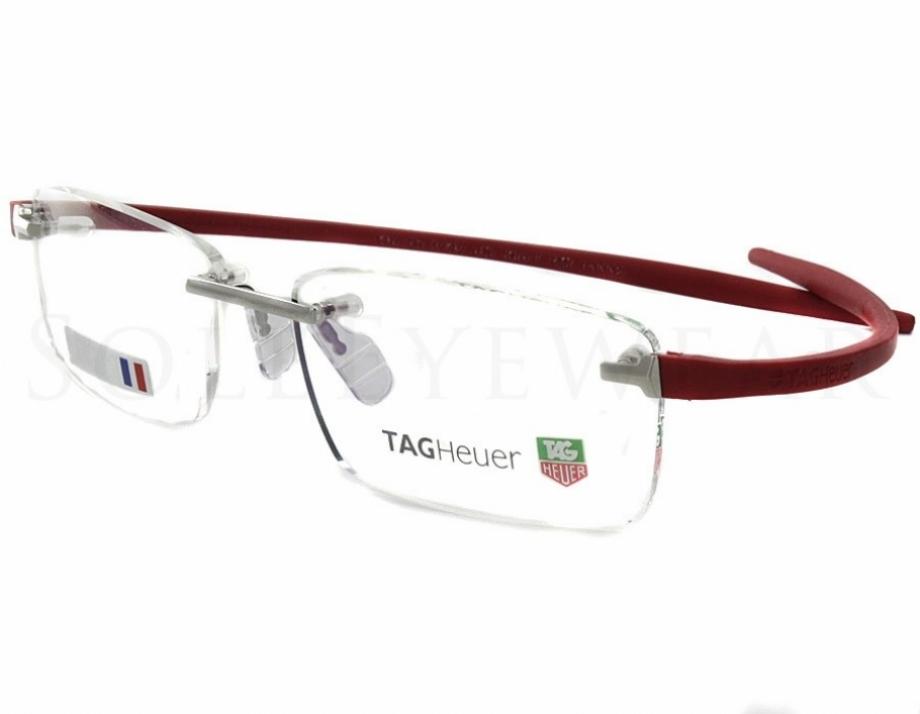 eefd05d84cf9f Buy Tag Heuer Eyeglasses directly from eyeglassesdepot.com