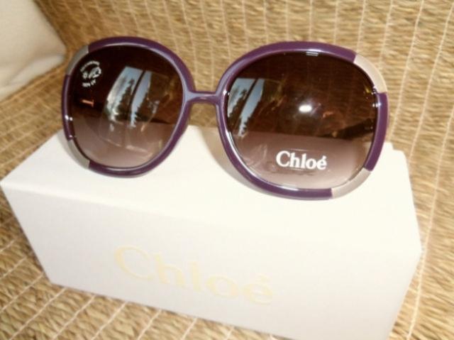 36ccadb80aa Chloe Sunglasses 2119 Black