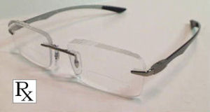 Example of Completed Lens Replacement Work at EyeglassesDepot.com
