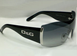 Example of plastic repair work done by EyeglassesDepot.com