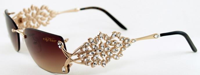 Buy Caviar Sunglasses directly from eyeglassesdepot.com