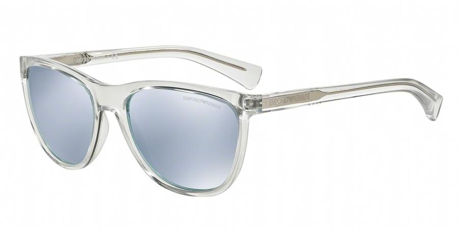 3c9af0442a76 Emporio Armani Glasses Rimless Aviaton