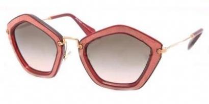 7c7fe20aa3d4 Miu Miu Rose Gold Sunglasses