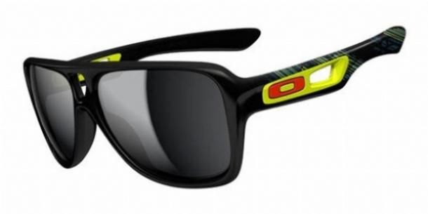 oakley dispatch polished black warm grey sunglasses
