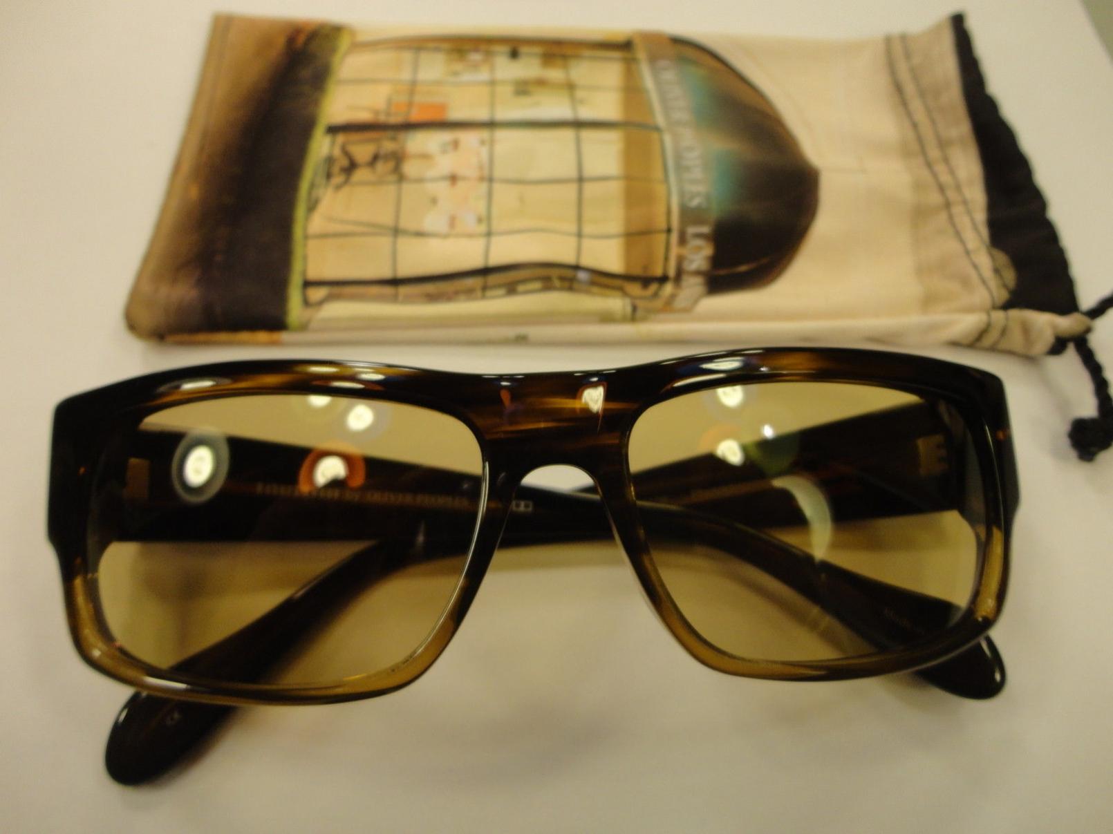 e40a97bd5c Oliver Peoples Robert Evans Sunglasses
