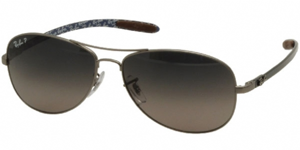 Ray Ban Cats 5000 Brown Polarized