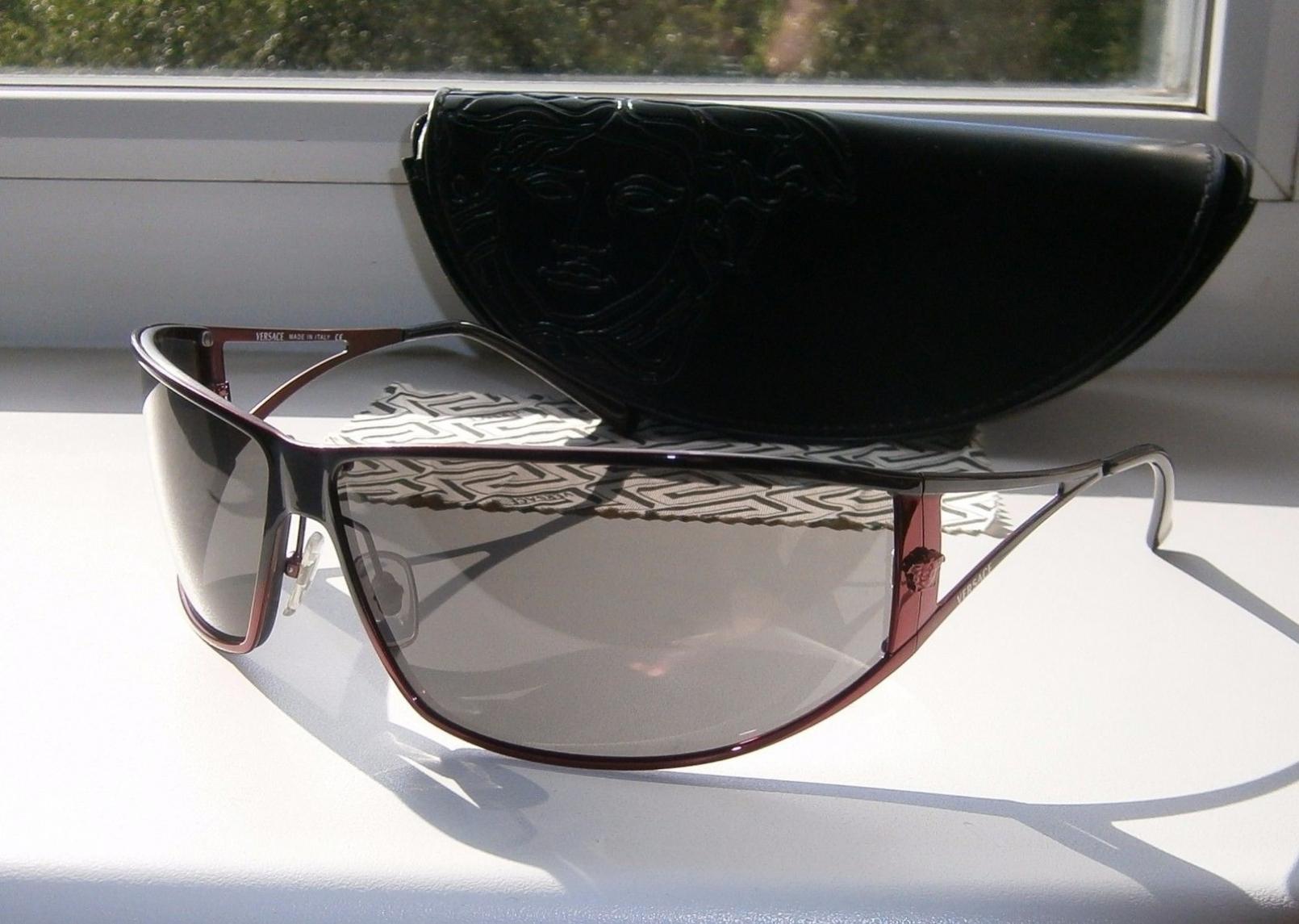 57ce25f6fc5a Versace 2040 Sunglasses