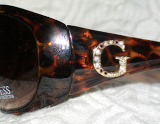 Example of Crystal Replacement Work at EyeglassesDepot.com